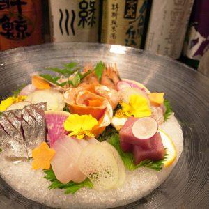 魚や 池袋西口 産直鮮魚や繊細な和食の数々