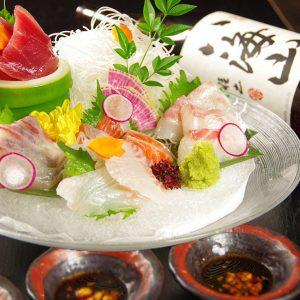 魚や 池袋西口 歓迎会におすすめ!春の宴会コース各種ご用意!