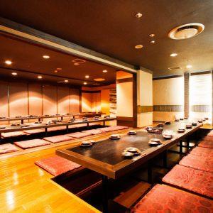池袋の和食店【魚や-TOTOYA-】で宴会
