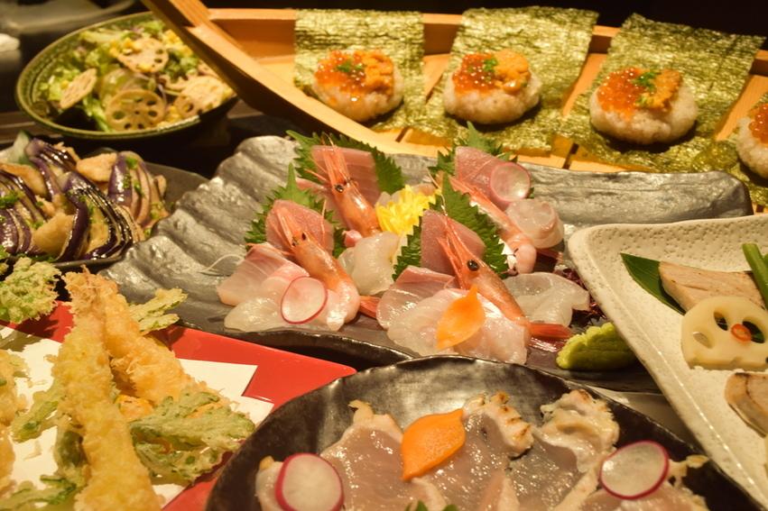 池袋で昼宴会するなら居酒屋「魚や -TOTOYA-」