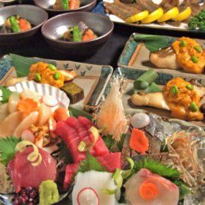 池袋にある和食宴会コースが充実した居酒屋【魚や -TOTOYA-】