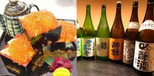 池袋で日本酒や魚介が味わえる和食【魚や 池袋店】