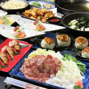 池袋で宴会が愉しめる和食店【魚や-TOTOYA-】
