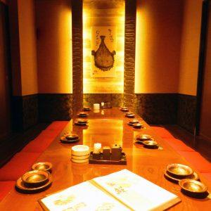 池袋で個室完備の和食店【魚や-TOTOYA-】